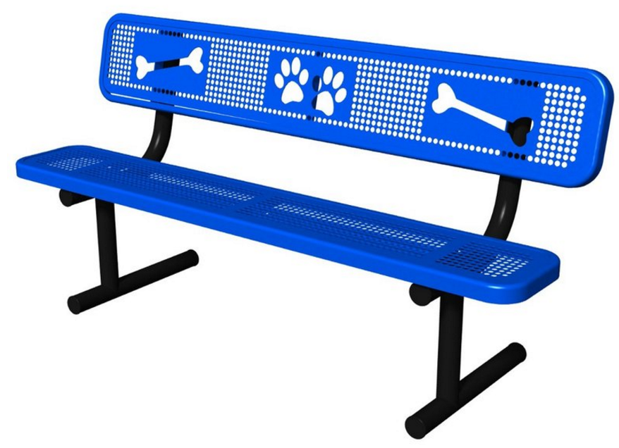ultra-play-bark-park-basic-bench