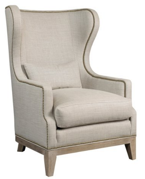 Attractive Ward Wingback Chair