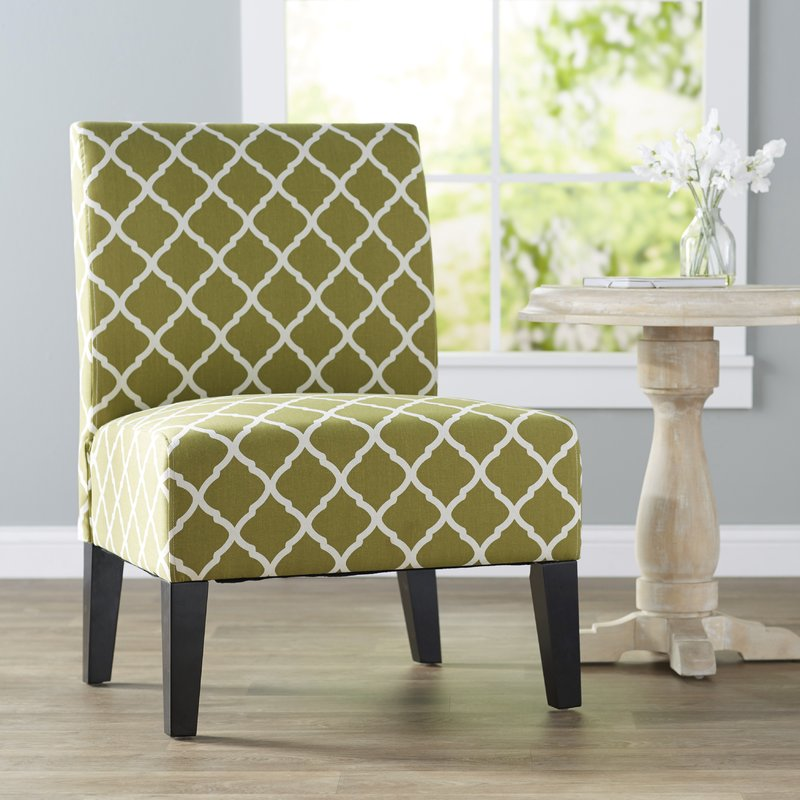 Lime green accent chair the best green accent chair ideas for Cute side chairs