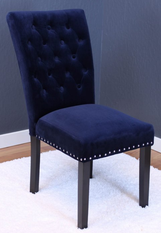 Willa Arlo Interiors Erling Velvet Parsons Chair