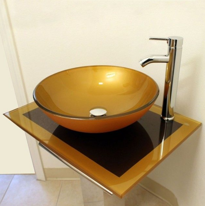 tempered-glass-countertop-vanity-mustard-gold-24_-contemporary-bathroom-sink