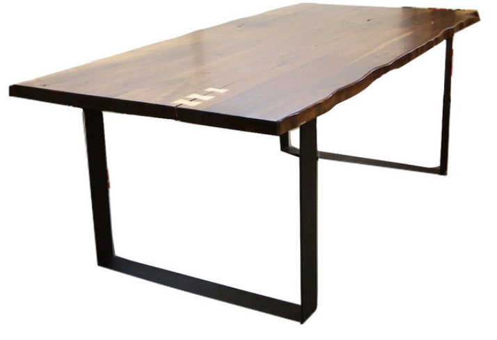 walnut-dining-table-live-natural-edge-with-flat-iron-legs