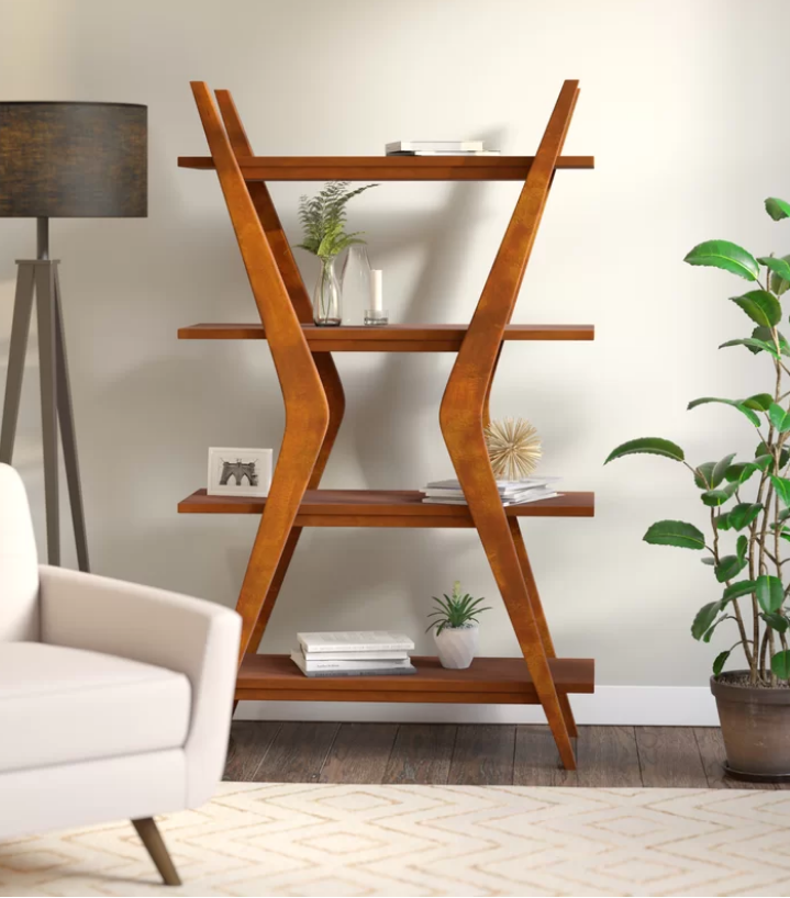 langley-street-woodcrest-ladder-bookcase