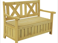 leisure-season-solid-wood-storage-bench
