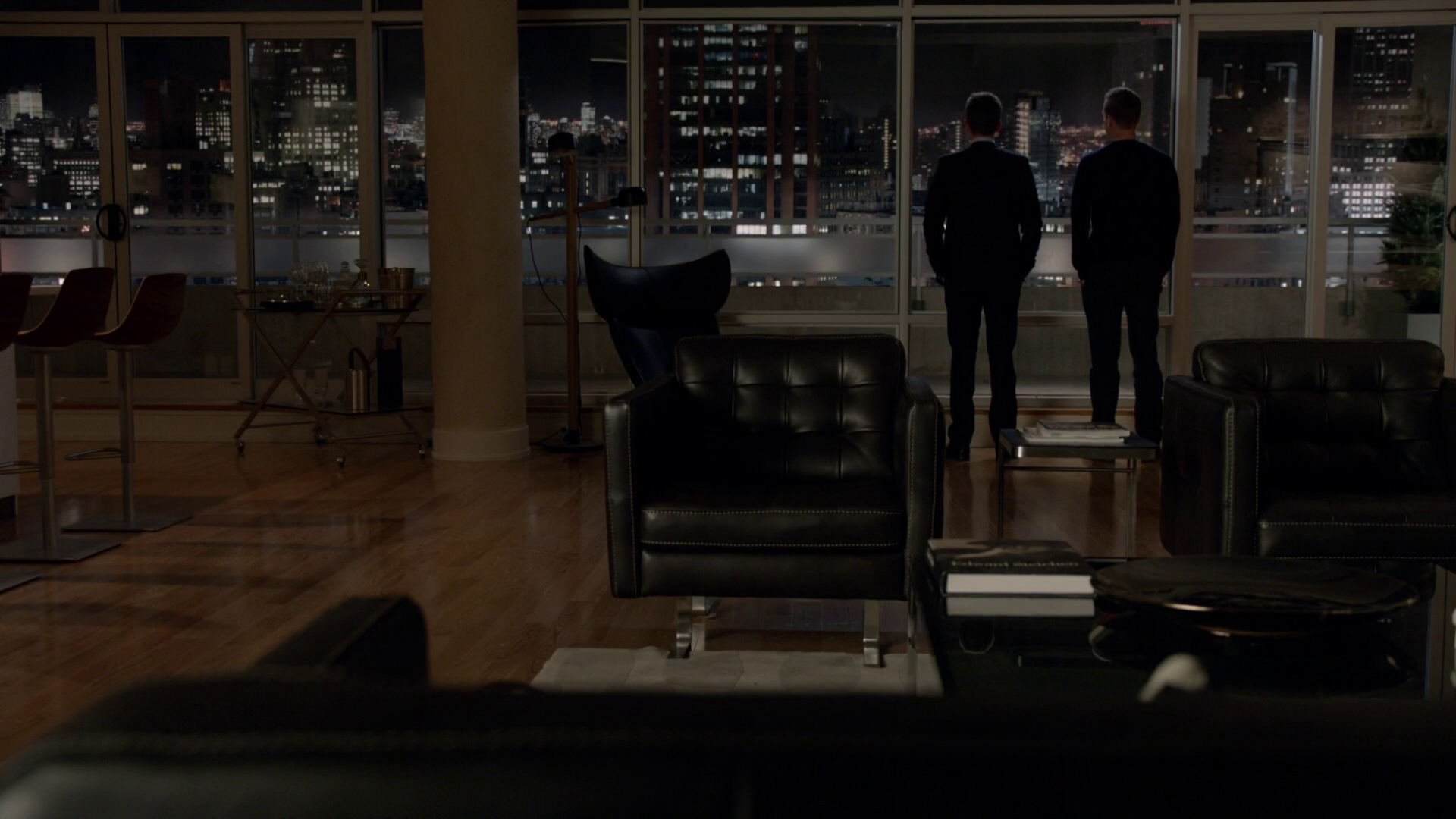 decorate your home in suits style harvey specters