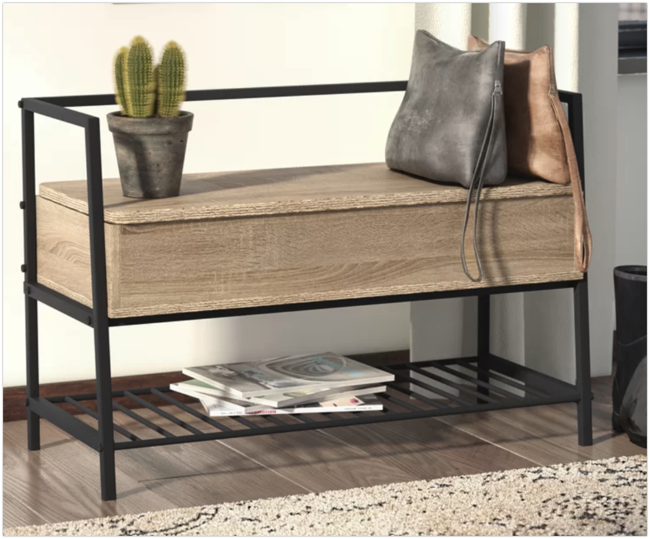 ermont-storage-bench