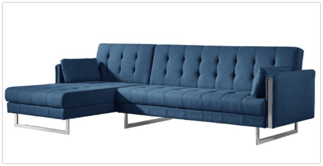 moes-palomino-left-facing-sleeper-sectional-in-blue