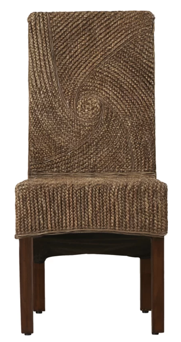 Wicker Rattan Indoor Dining Chairs