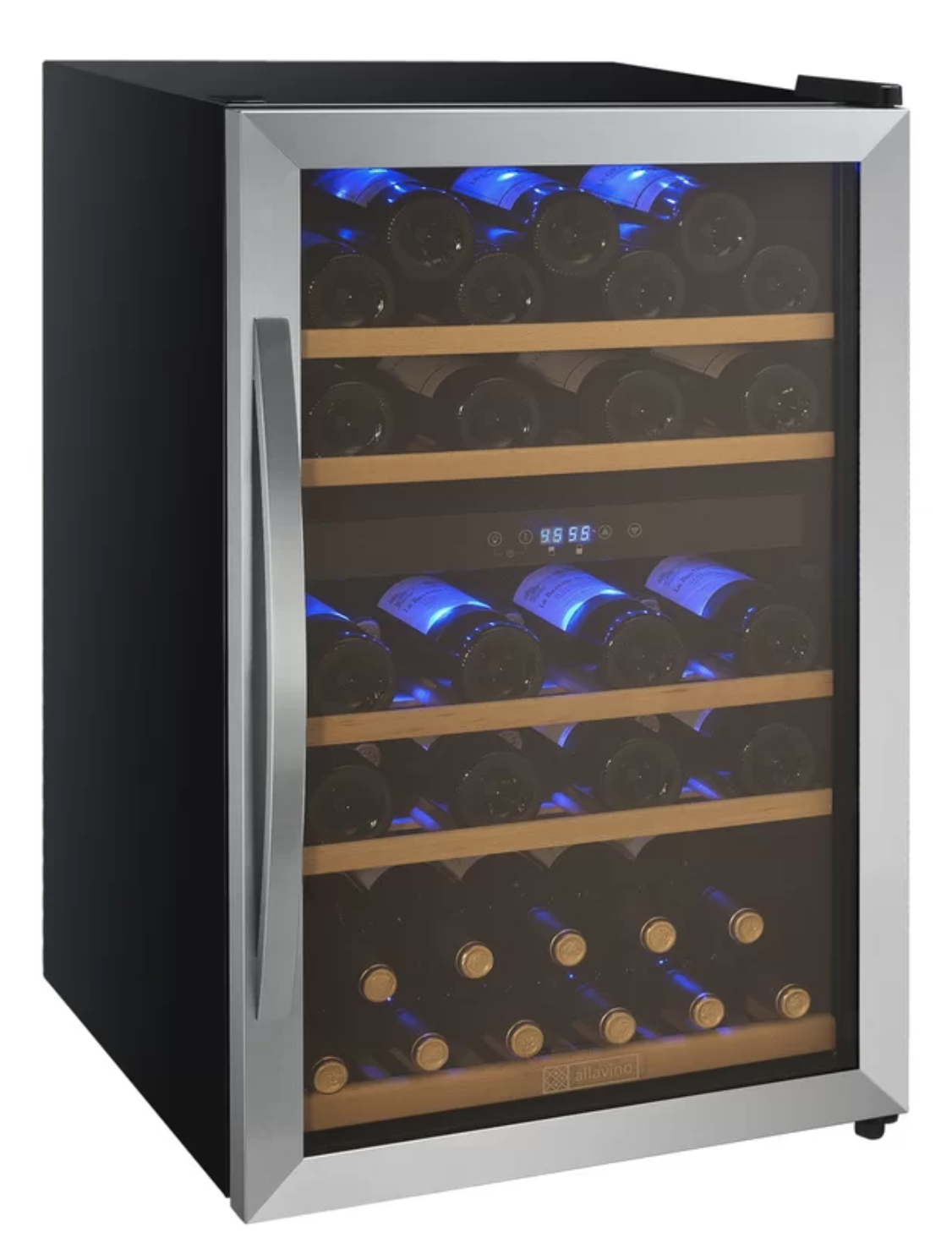 allavino-44-bottle-cascina-dual-zone-freestanding-wine-cooler