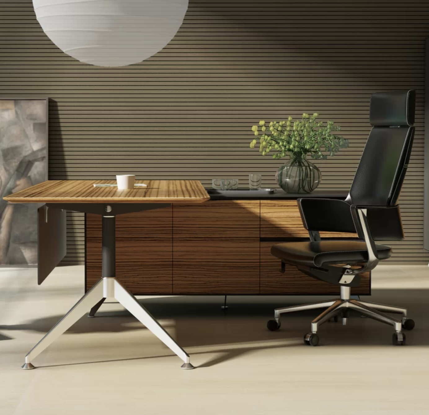 Image of: 6 Beautiful L Shaped Desks For Mid Century Office Cute Furniture