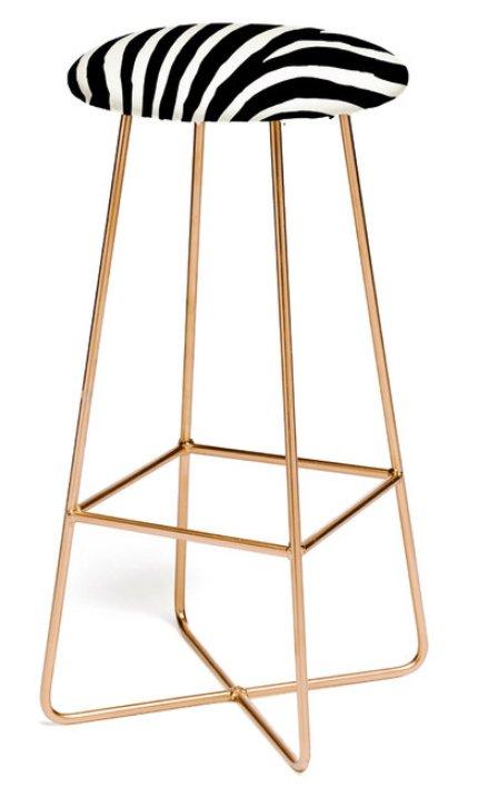 natalie-baca-zebra-stripes-bar-stool