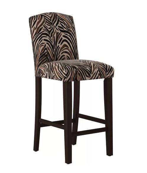 animal-print-furniture-bar-stool