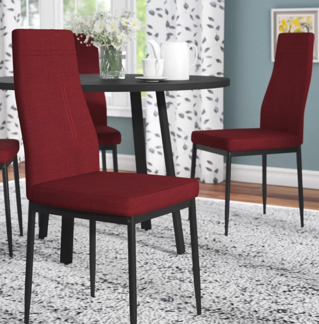 7 Red Dining Chairs For Modern Homes Cute Furniture